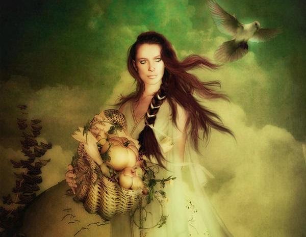 Deméter y el Arquetipo de la Madre